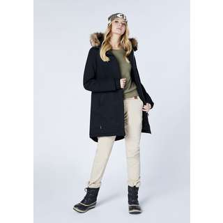 Chiemsee Parka Parka Damen Deep Black