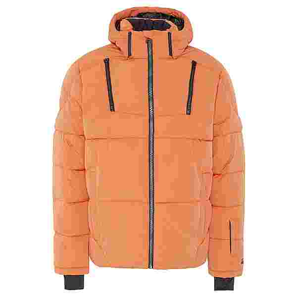 Chiemsee Skijacke Skijacke Kinder Verm Orange
