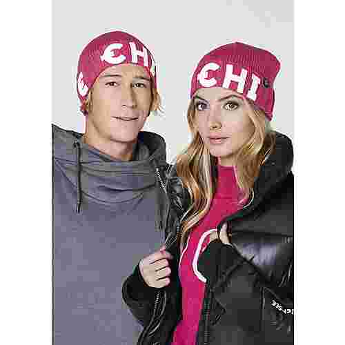 Chiemsee Mütze Skimütze pink