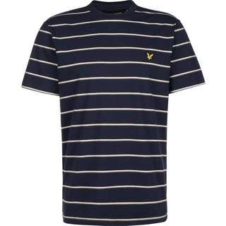 Lyle & Scott Stripe T-Shirt Herren blau/gestreift