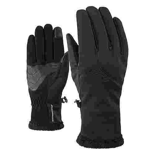 Ziener INOLA GTX INF TOUCH Fingerhandschuhe black