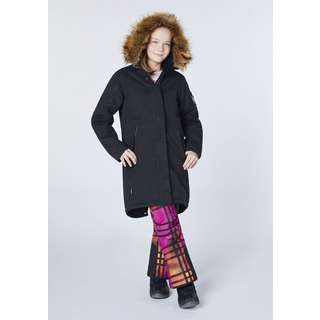 Chiemsee Parka Parka Kinder Deep Black