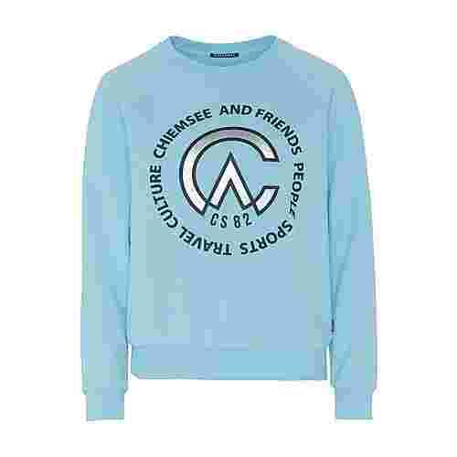 Chiemsee Sweatshirt Sweatshirt Damen Blue Topaz