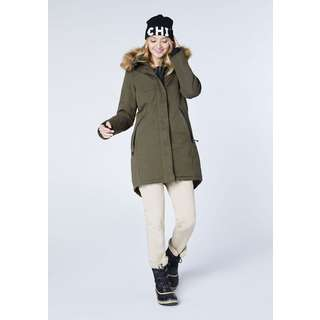 Chiemsee Parka Parka Damen Dusty Olive