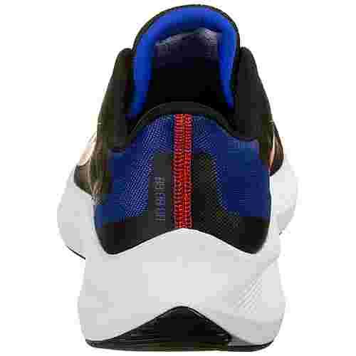 Nike Zoom Winflo 7 Laufschuhe Herren schwarz / rot