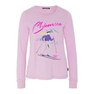 Chiemsee Longsleeve Langarmshirt Kinder Pink Lady