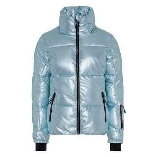 Chiemsee Skijacke Winterjacke Damen L Blu/L Gry AOP