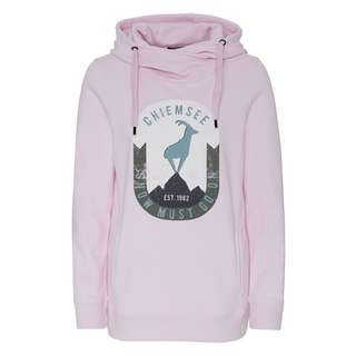 Chiemsee Sweatshirt Sweatshirt Damen Pink Lady