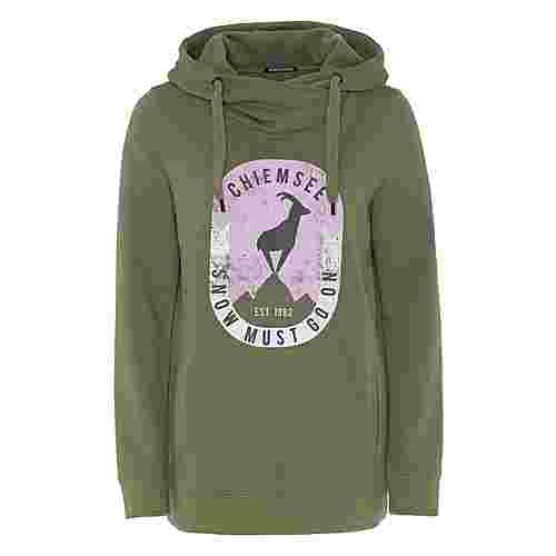 Chiemsee Sweatshirt Sweatshirt Damen Dusty Olive