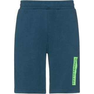 Calvin Klein Sweatshorts Herren majolica blue-green flash