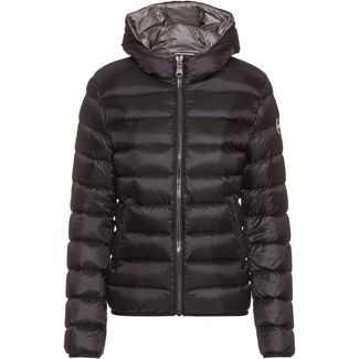 COLMAR Daunenjacke Damen black-dark steel