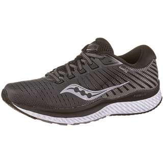 Saucony GUIDE 13 Laufschuhe Damen black-white