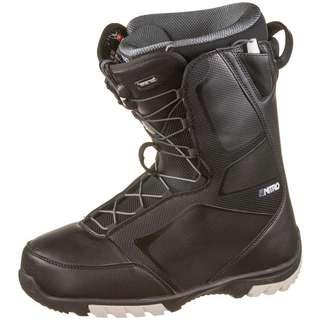Nitro Snowboards SENTINEL TLS Snowboard Boots Herren black-white