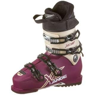 LANGE XC80 W Skischuhe Damen purple-beige