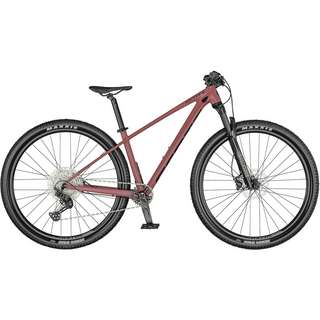 SCOTT Scale 940 MTB Hardtail Damen red cinnabar- brick red