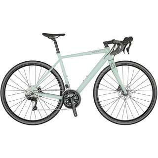SCOTT Speedster 15 Rennrad Damen surf spray gloss