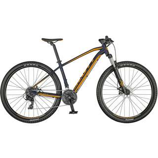 SCOTT Aspect 770 MTB Hardtail Herren stellar blue tangerine orange