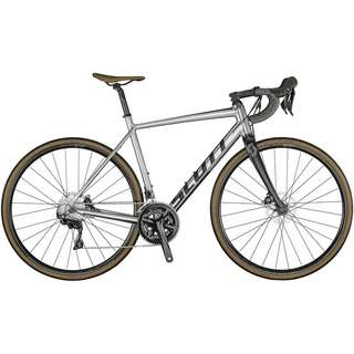 SCOTT Speedster 10 Rennrad Herren slate grey black