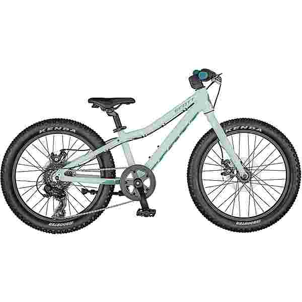 SCOTT Contessa 20 MTB Hardtail Kinder surf spray -blue