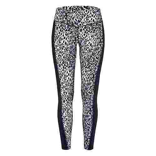 Chiemsee Leggings Leggings Damen L Grey/Blck AOP
