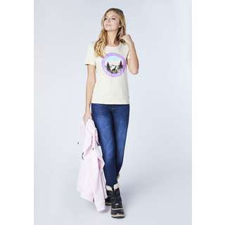 Chiemsee T-Shirt T-Shirt Damen White Sand