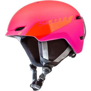 SCOTT Keeper 2 Skihelm Kinder high viz pink