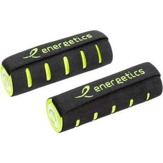 ENERGETICS Hantel black-yellow