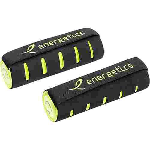 ENERGETICS Hantel black-yellow