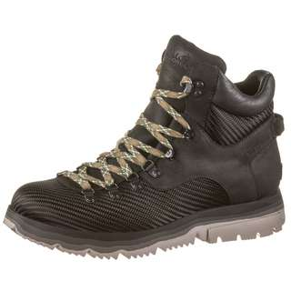 Sorel ATLIS AXE WP Winterschuhe Herren black-coal