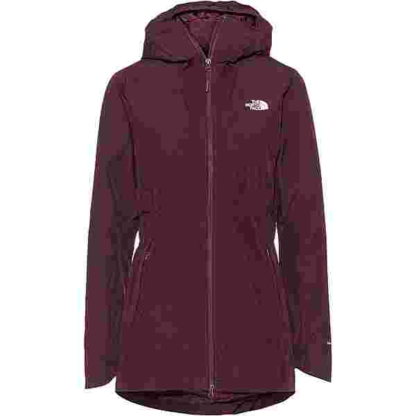 The North Face Hikesteller Parka Damen ROOT BROWN