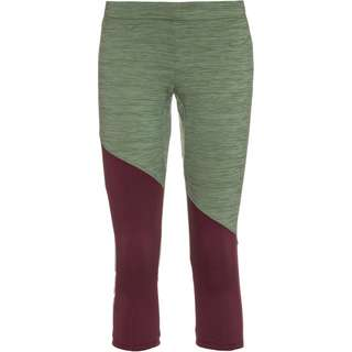 ORTOVOX Merino FLEECE LIGHT Funktionsunterhose Damen green forest blend