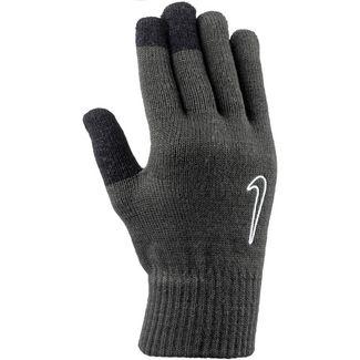 Nike Knitted Tech Laufhandschuhe Herren sequoia-black-white