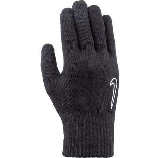 Nike Knitted Tech Laufhandschuhe Herren black-white