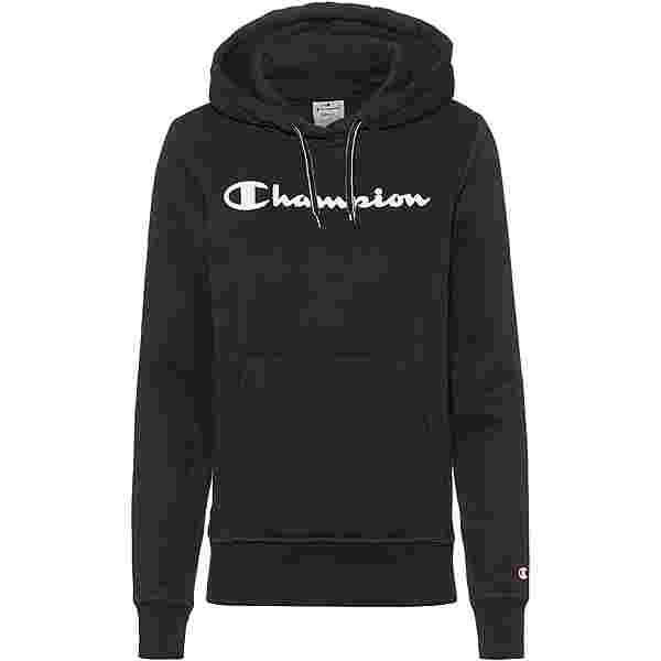 CHAMPION Sweatshirt Damen black beauty