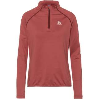 Odlo CARVE LIGHT Funktionsshirt Damen roan rouge