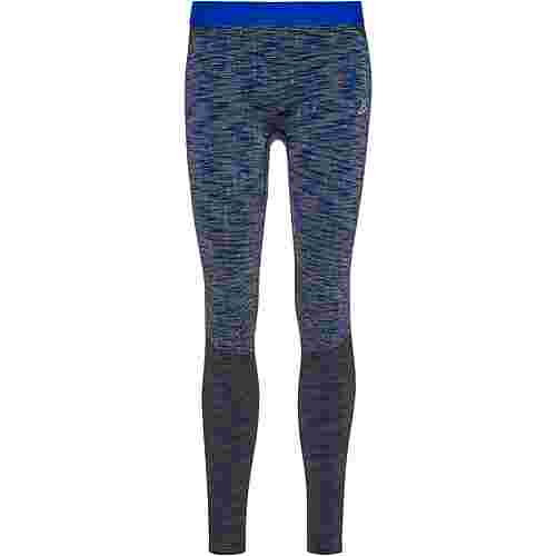 Odlo BLACKCOMB Funktionsunterhose Damen blue tattoo space dye