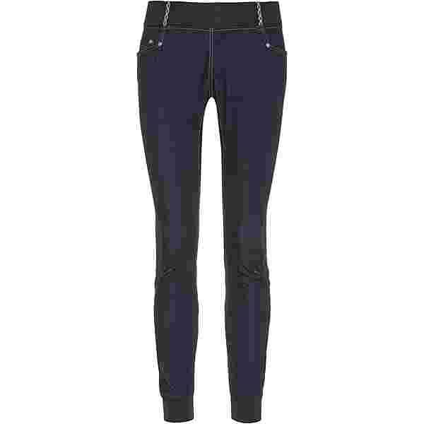 La Sportiva Mescalita Kletterhose Damen jeans/black
