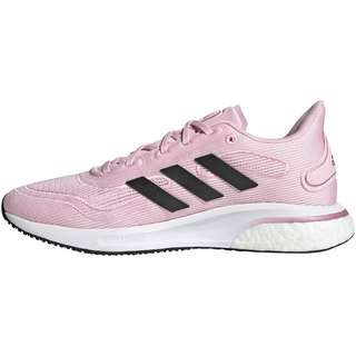 adidas SUPERNOVA BOOST BOUNCE Laufschuhe Damen fresh candy-core black-ftwr white