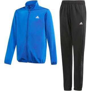 adidas B TR TS Trainingsanzug Kinder top:team royal blue/white bottom:black/white