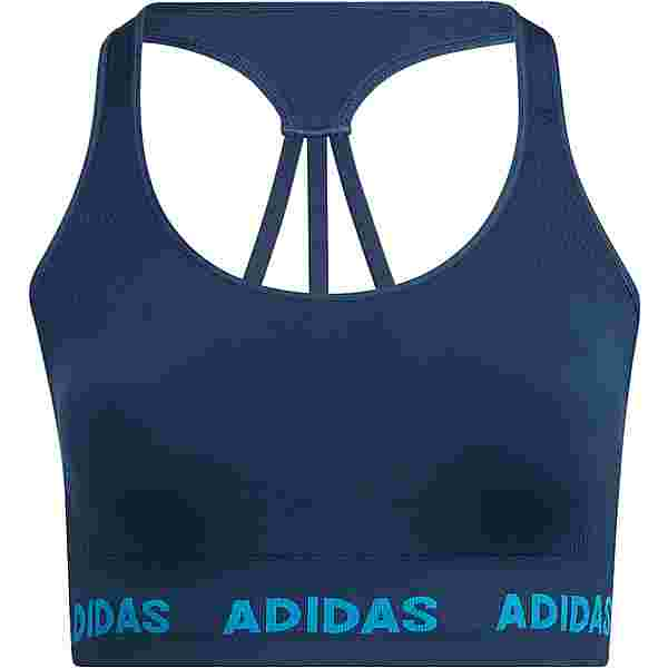 adidas Plus Size BH Damen crew navy