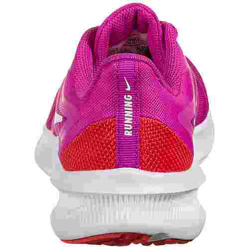 Nike Downshifter 10 Laufschuhe Damen pink / weiß