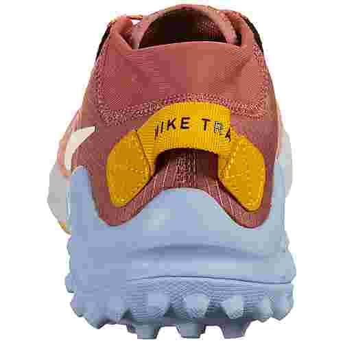 Nike Air Zoom Wildhorse 6 Trail Laufschuhe Damen pink / beige