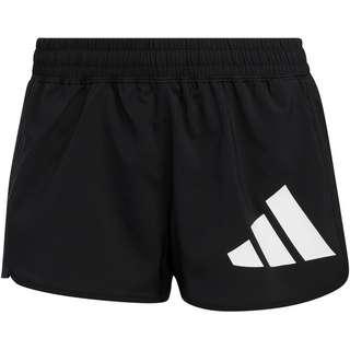 adidas BADGE OF SPORT AEROREADY Funktionsshorts Damen black-white