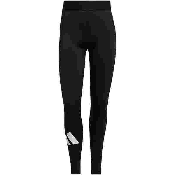 adidas ADILIFE TECH-FIT AEROREADY Tights Damen black-black-white