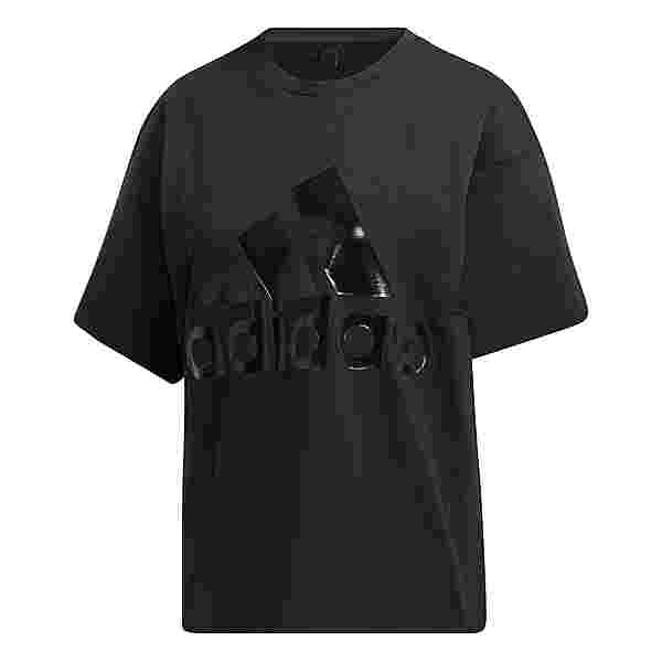 adidas Badge of Sport Celebration T-Shirt Damen black