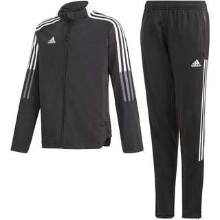 adidas Tiro Trainingsanzug Kinder black