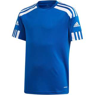 adidas Squad 21 Funktionsshirt Kinder team royal blue-white