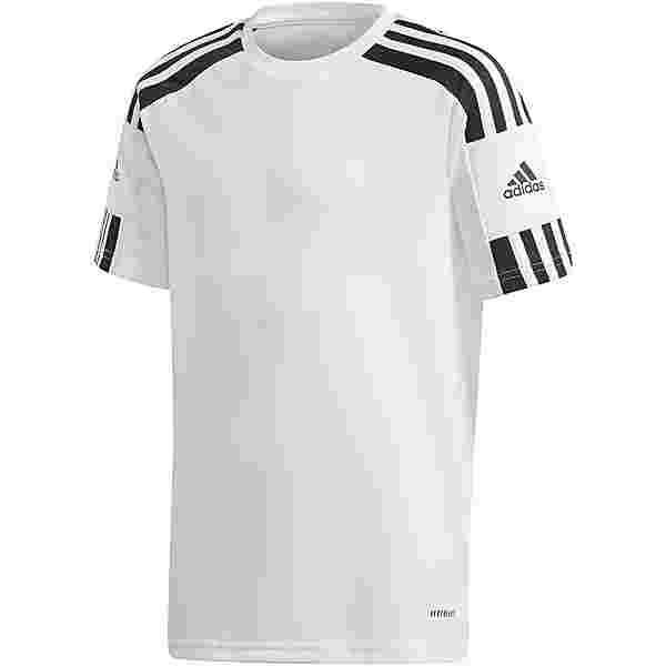 adidas Squad 21 Funktionsshirt Kinder white-black