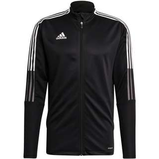adidas Tiro 21 Trainingsjacke Herren black
