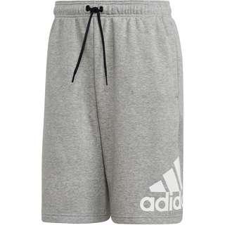 adidas Must Haves Badge of Sport Shorts Herren medium grey heather